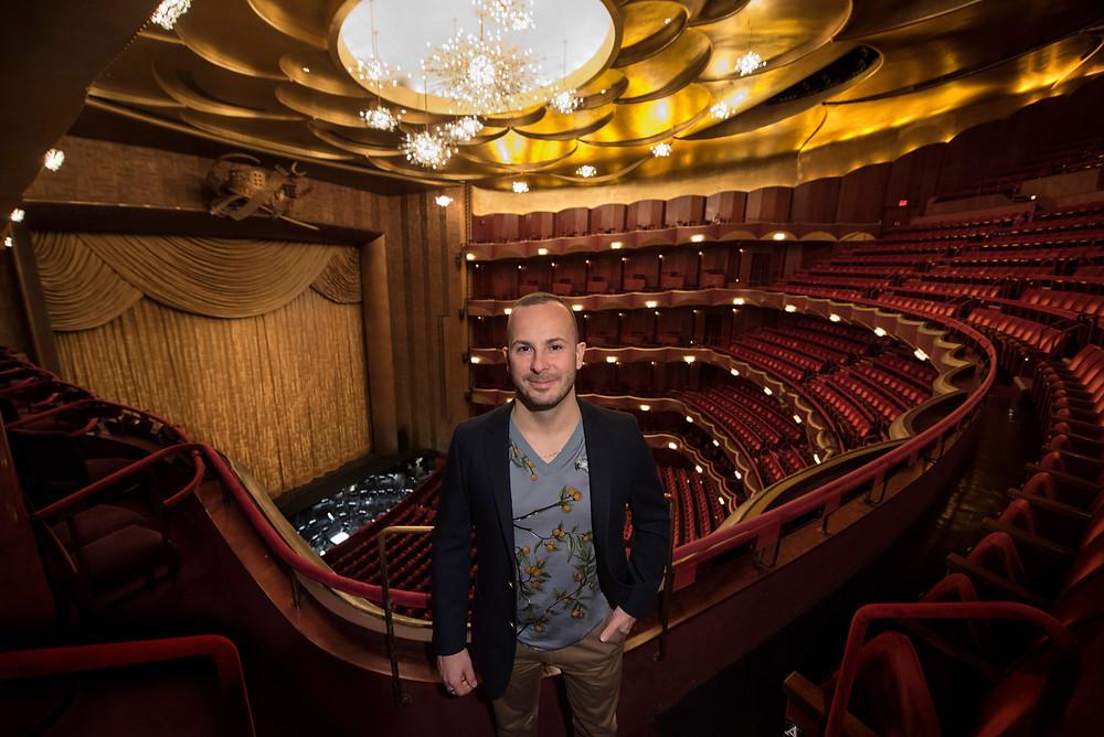 Yannik Nezet-Seguin - Metropolitan Opera - The Culture News