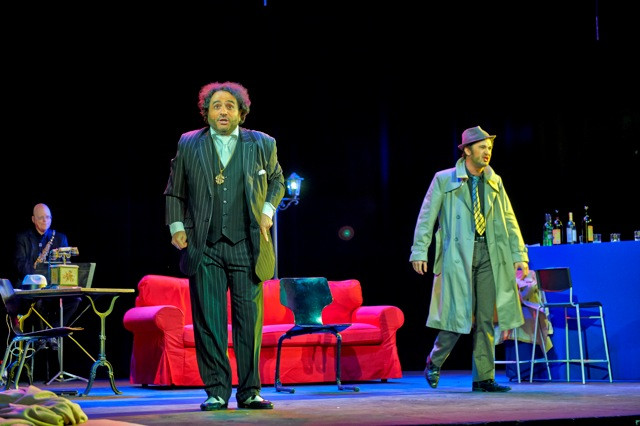 BEGGAR'S HOLIDAY - Duke Ellington Musical - David Serero