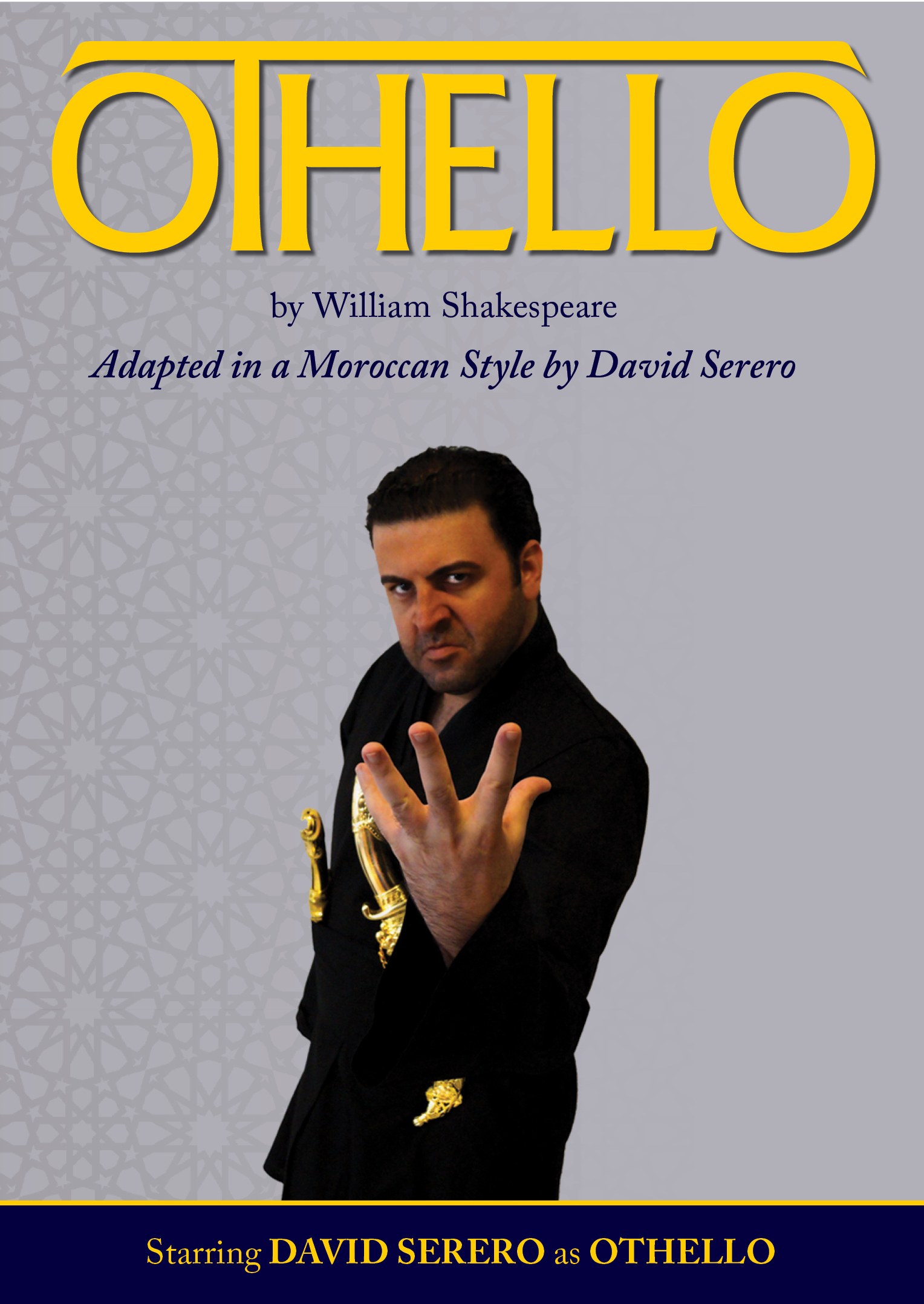 Othello_Book David Serero
