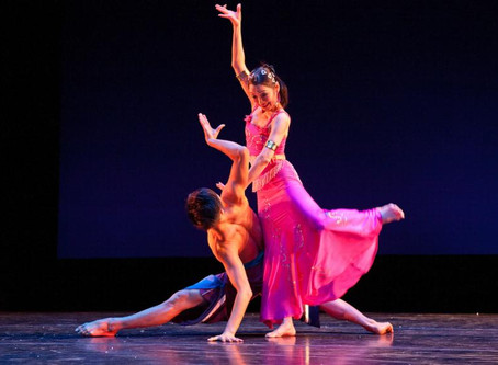 Brooklyn Center for the Performing Arts at Brooklyn College presents Nai-Ni Chen Dance Company Lunar