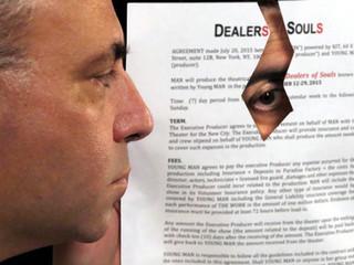 """Dealers of Souls"" by Italian playwright Alberto Bassetti (TNC, Nov. 12-29)"