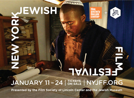 The FILM SOCIETY OF LINCOLN CENTER and THE JEWISH MUSEUM announcemain slate lineup for THE 26th ANN