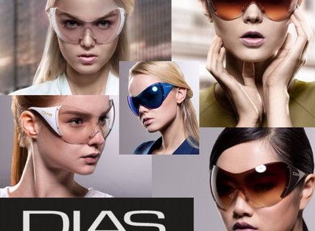 """FUTURISTIC SUNGLASSES BRAND """"DIAS"""" IS GAINING INTERNATIONAL RECOGNITION AND NEW WORLDWIDE LOCATIONS"""