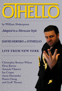 OTHELLO David Serero DVD