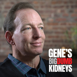 """Brillant and Creative Campaign """"Gene and His Big Dumb Kidneys"""" Launches Search for a Livin"""