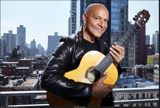 World Music Star GERARD EDERY Performs in ATLANTA, GA. Featuring MARIJA KRUPOVES