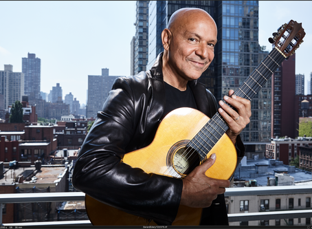 """World Music Star GERARD EDERY releases his critically acclaimed double album """"Best of Gerard Edery"""""""