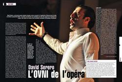 David Serero L'OVNI de l'Opera