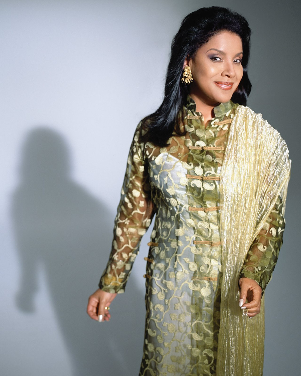 PHYLICIA RASHAD. Photo by Matthew Jordan Smith. The Culture News
