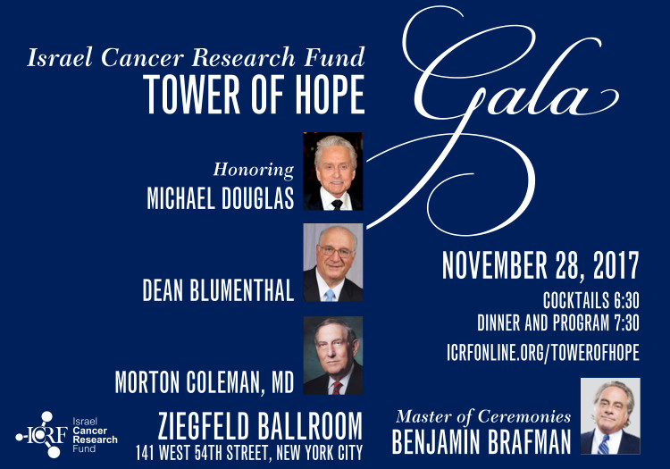 Israel Cancer Research Fund - The Culture News