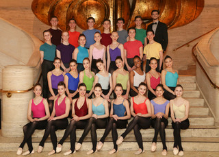 The School of American Ballet 2016 WINTER BALL announced!