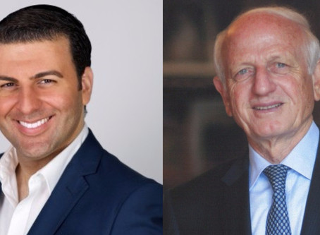 DAVID SERERO to perform at the ANDRE AZOULAY's Lifetime Achievement Award Ceremony in New York