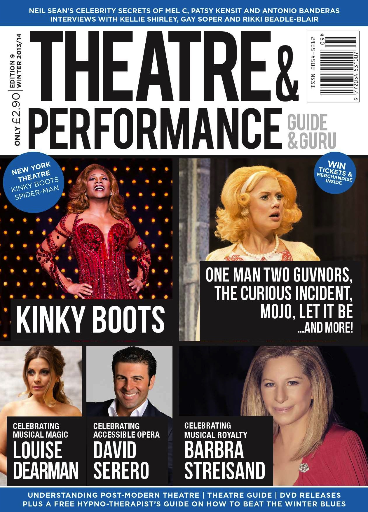 Theatre & Performance, UK, Cover