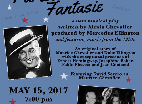 DAVID SERERO to star as MAURICE CHEVALIER in New York