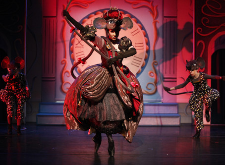 NEW YORK THEATRE BALLET presents Keith Michael's The Nutcracker at Florence Gould Hall (NYC) Dec