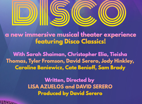 LISA AZUELOS et DAVID SERERO présentent sur Broadway leur spectacle immersif « LOST IN THE DISCO » a