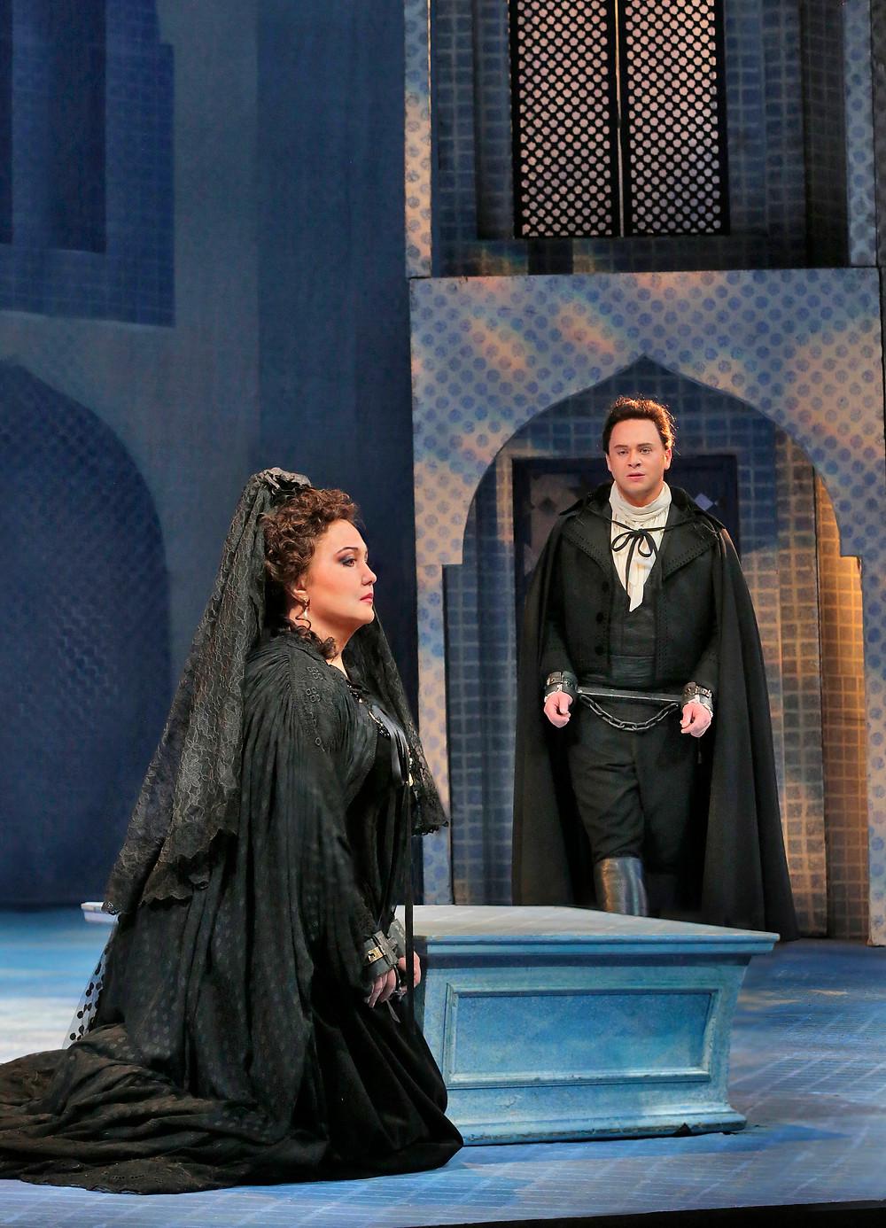 Die Entführung aus dem Serail - Metropolitan Opera - The Culture News