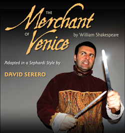 David Serero as Shylock