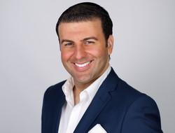 David Serero headshot 2017 blue suit MD