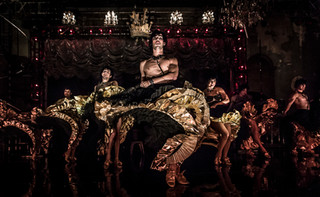 COMPANY XIV presents the world premiere of PARIS and a revival of NUTCRACKER ROUGE