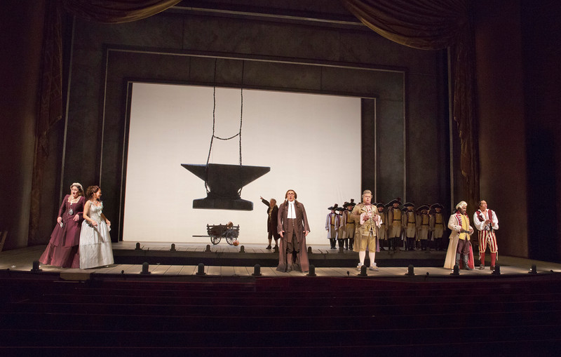 The Barber of Seville - Metropolitan Opera - The Culture News