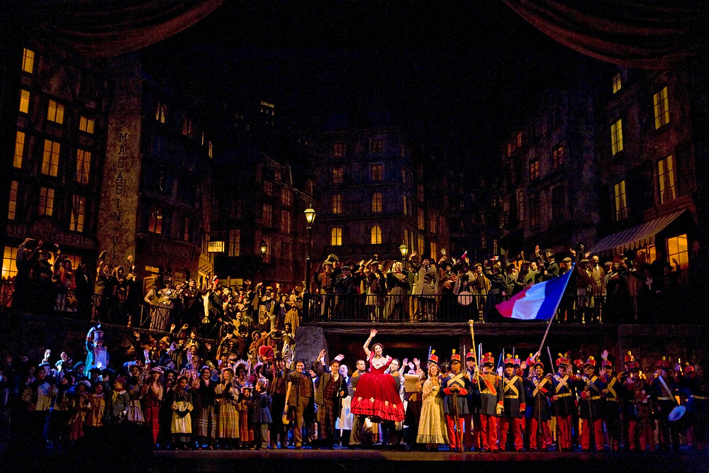 La Boheme Metropolitan Opera - The Culture News