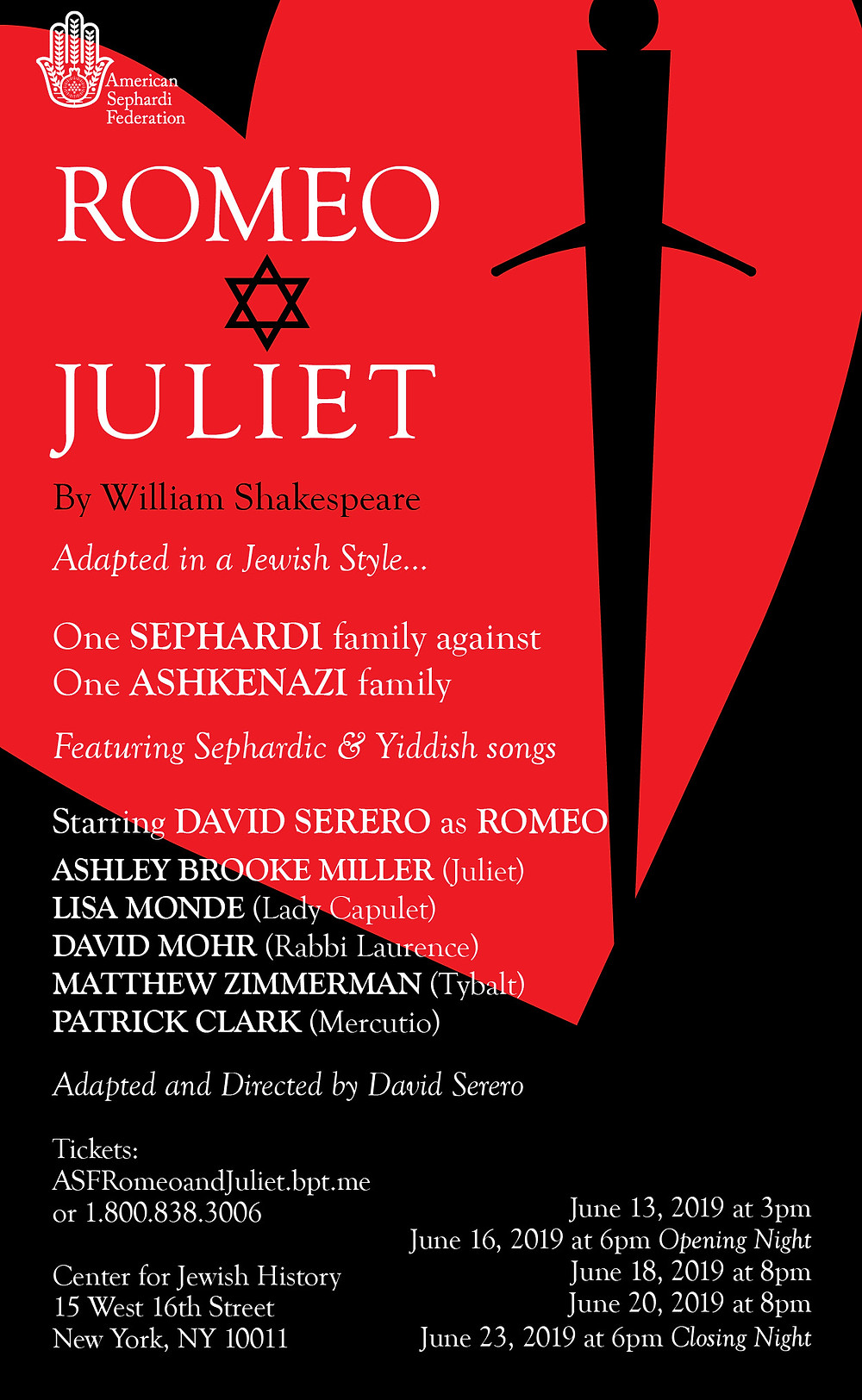 Romeo and Juliet in a Jewish Adaptation