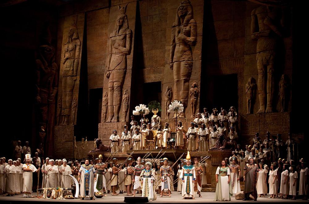 Aide Metropolitan Opera - The Culture News