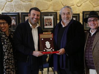 Le Musée du Judaisme Marocain à Casablanca reçoit laplus grande donation d'art Judaica Marocain off