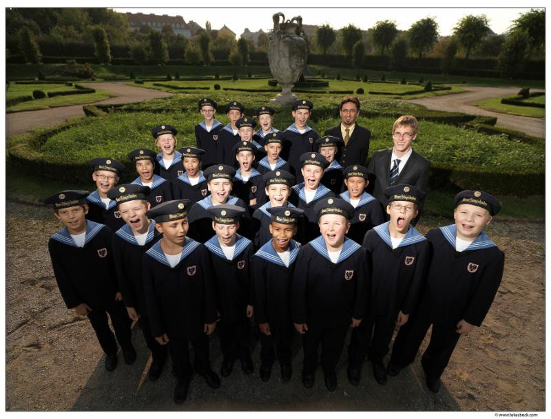 The Vienna Boys Choir