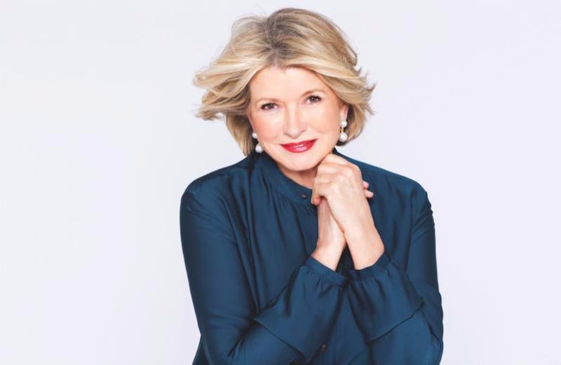 Martha Stewart - Amber Ball - The Culture News