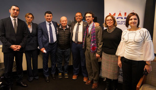 American Sephardi Federation (ASF) and Muslim American Leadership Alliance (MALA) hosted the 2nd &qu