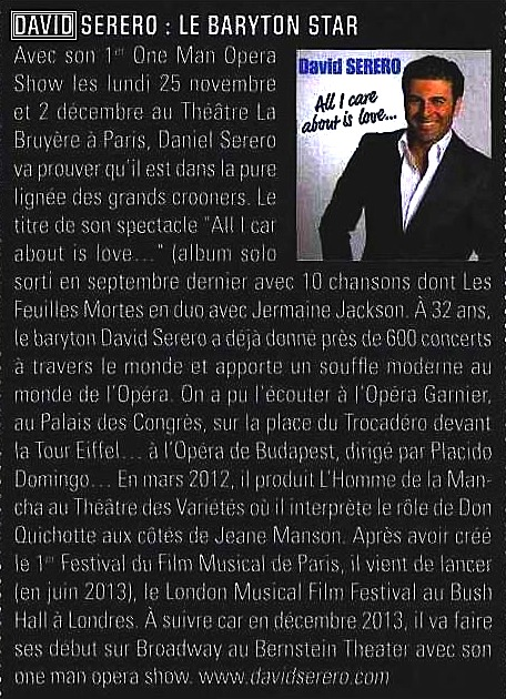 Tentation Magazine, France