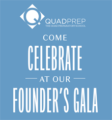 The Quad Preparatory School Hosts 4th Annual Founder's Gala Benefitting Twice Exceptional Students o