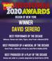 """ANNE FRANK, a Musical"" wins 2 BroadwayWorld Awards in New York!"