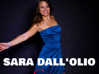 SARA DALL'OLIO RELEASES HER FIRST SINGLE « CARUSO » FROM UPCOMING « DEBUT » ALBUM