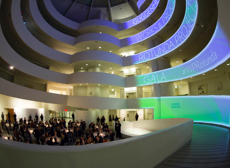 Works & Process Rotunda Projects Initiative Gala Chaired by Isaac Mizrahi Raised More Than $450,