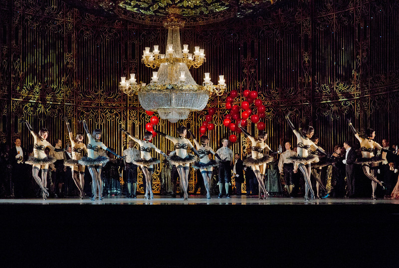 Die Fledermaus Metropolian Opera - The Culture News