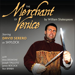The Merchant of Venice starring David Serero as Shylock audiobook