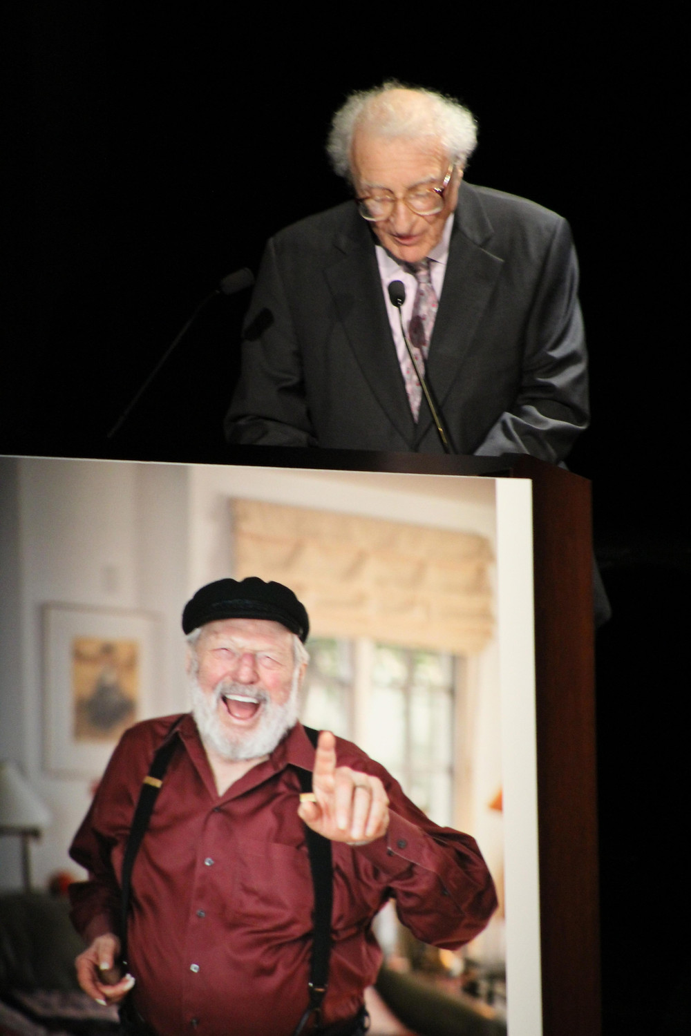Remembering Theodore Bikel - The Culture News