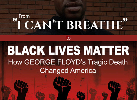"""Book release: """"From """"I CAN'T BREATHE"""" to 'BLACK LIVES MATTER'"""""""
