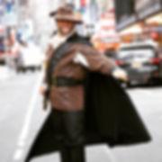 David Serero Cyrano New York City street