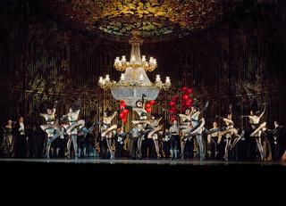 Met Music Director James Levine Conducts His First Met Performances ofJohann Strauss's Operetta Die