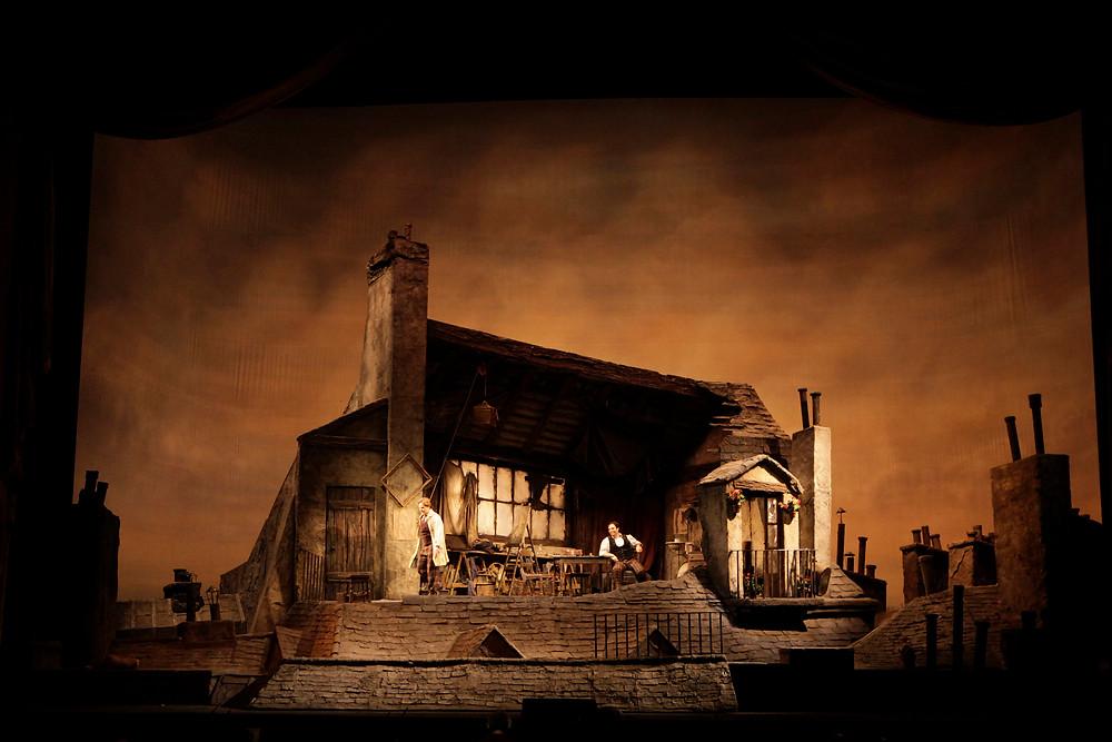 La Boheme - Metropolitan Opera - The Culture News