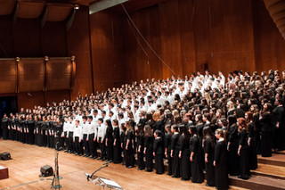HaZamir: The International Jewish High School Choir at the Metropolitan Opera House