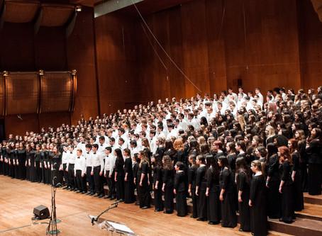 HaZamir: The International Jewish High School Choir at the Metropolitan Opera House