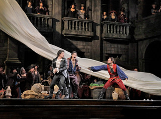 ROMEO AND JULIETTE AT THE METROPOLITAN OPERA