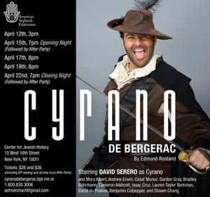 Cyrano de Bergerac - David Serero - Broadway
