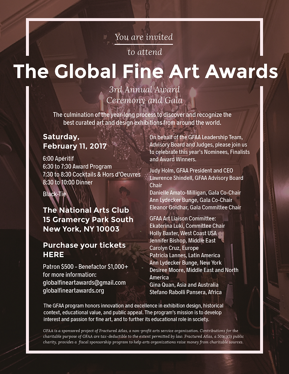 Global Fine Art Awards - The Culture News