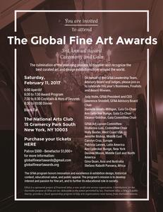 Global Fine Art Awards - The Culture News